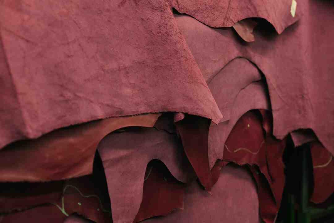 Comment identifier du cuir véritable